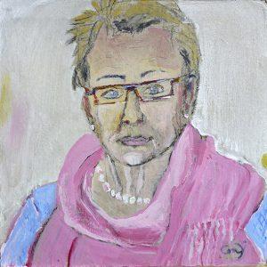 Selbstporträt 2017